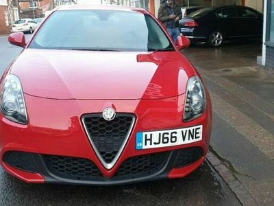 used Alfa Romeo Giulietta 1.6 JTDM-2(s/s) 5dr