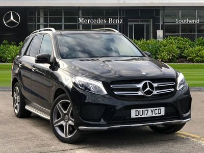 used Mercedes GLE250 GLE4Matic AMG Line Premium 5dr 9G-Tronic