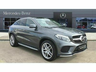 used Mercedes GLE350 GLE Coupe4Matic AMG Line Premium Plus 5dr 9G-Tron Diesel Estate