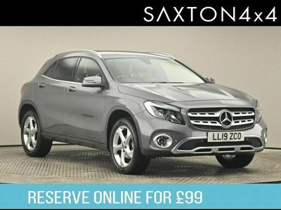 used Mercedes GLA200 Gla Class 1.6Sport (Executive) SUV 5dr Petrol 7G-DCT (s/s) (156 ps)