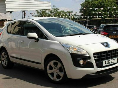 used Peugeot 3008 1.6 e-HDi Active EGC 5dr