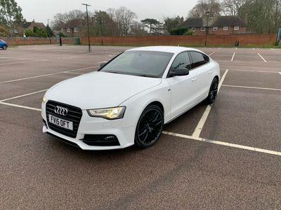 used Audi A5 Sportback 2.0 TDI Black Edition Plus (s/s) 5dr