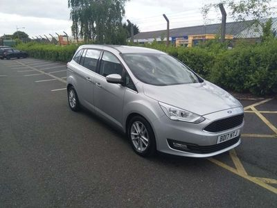 used Ford Grand C-Max 1.0T EcoBoost Zetec (s/s) 5dr