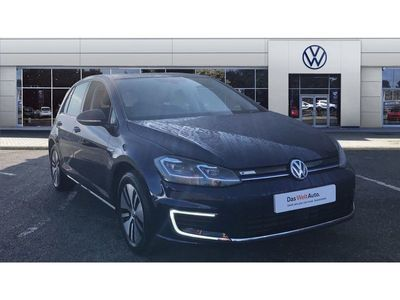 used VW e-Golf 99kW35kWh 5dr Auto Electric Hatchback