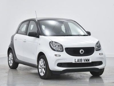 used Smart ForFour forfour52kW