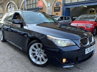used BMW 523 5-Series Touring i M Sport 5d Auto (07)