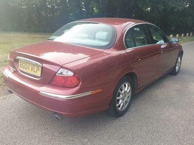 used Jaguar S-Type 2.5 V6 Auto 4-Door