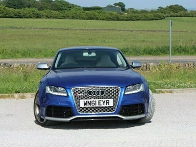 used Audi A5 RS5 4.2 FSI Coupe Quattro 2d S Tronic