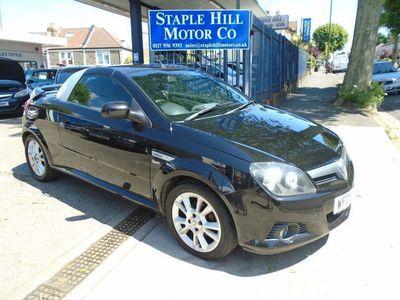used Vauxhall Tigra 1.4 i 16v Sport Cabriolet 2dr