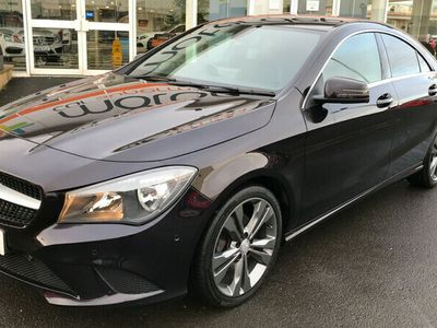 used Mercedes CLA180 Sport Tip Auto [Map Pilot]