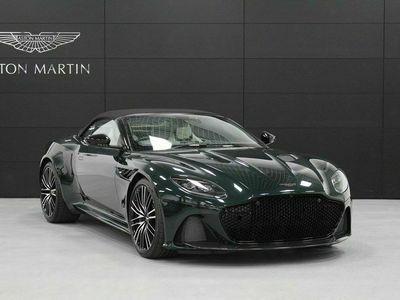 used Aston Martin DBS V12 Superleggera 2dr Volante Touchtronic Auto