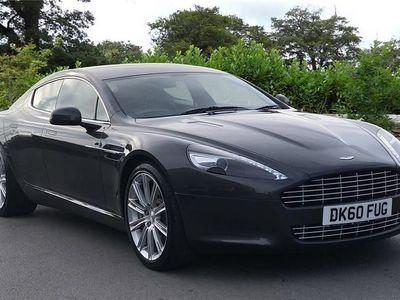 used Aston Martin Rapide 5.9 Luxury SEMI-AUTO 4dr