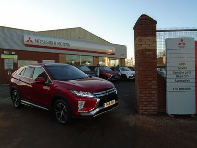 used Mitsubishi Eclipse Cross 1.5T First Edition (s/s) 5dr