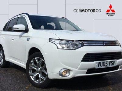 used Mitsubishi Outlander 2.0h 12kWh GX3h CVT 4WD (s/s) 5dr