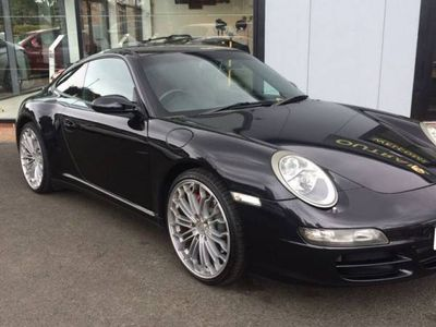 used Porsche 911 PETROL AUTOMATIC COUPE 2 DOORS