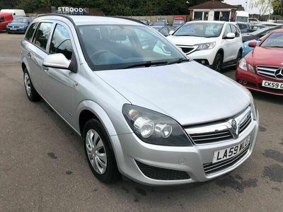 used Vauxhall Astra 1.7 CDTi 16v Life 5dr