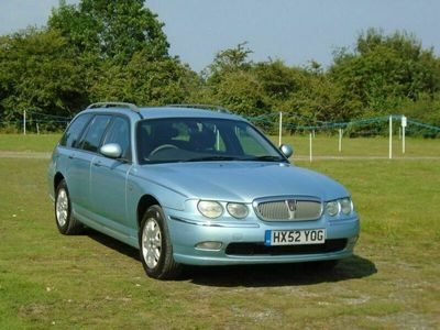used Rover 75 2.0 CLUB CDT TOURER 5DR AUTOMATIC