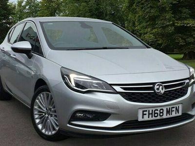 used Vauxhall Astra 1.4i Turbo Elite Nav Hatchback 5dr Petrol (150 ps)