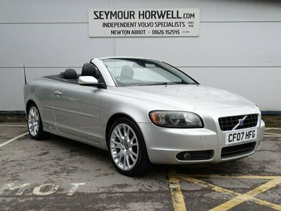 used Volvo C70 2.4 i SE Geartronic 2dr
