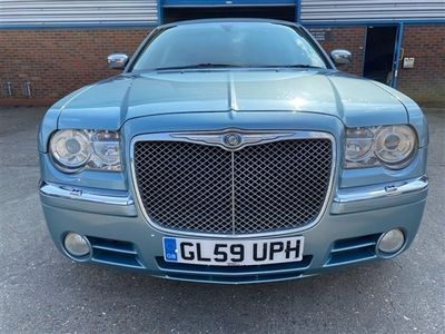 used Chrysler 300C 3.0 CRD V6 LUX 4dr