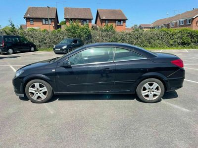 used Vauxhall Astra Cabriolet 1.6 i TwinAir Air Twin Top 2dr