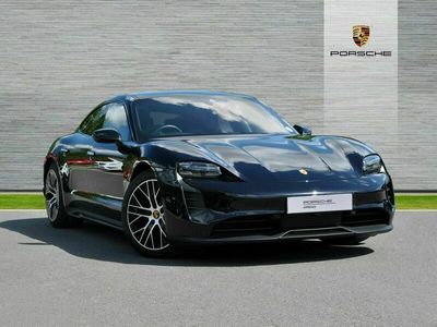 used Porsche Taycan 4S (93KWH) Auto 4-Door Ready for immediate delivery