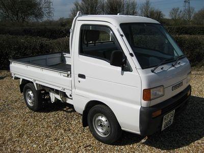 used Suzuki Carry 0.7