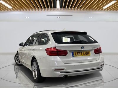 used BMW 318 3-Series Touring i Sport (07/15-) 5d Step Auto