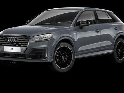 used Audi Q2 35 TFSI Black Edition 5dr S Tronic