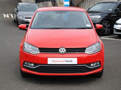 used VW Polo 1.0 Match 3dr