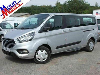 used Ford Custom Tourneo2.0 320 EcoBlue Shuttle L2 EU6 (s/s) 5dr (9 Seat)