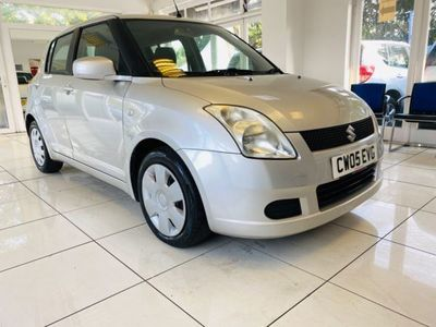 used Suzuki Swift 1.3 GL 5dr