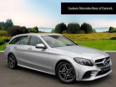 used Mercedes C200 C ClassAmg Line Premium 5Dr Auto Estate 2019