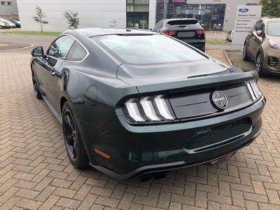 used Ford Mustang 5.0 V8 Bullitt Fastback 2dr Coupe 2020