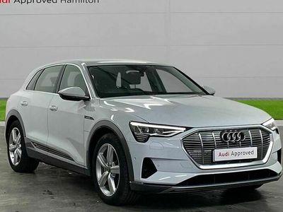 used Audi E-Tron - Technik 50 quattro 230,00 kW