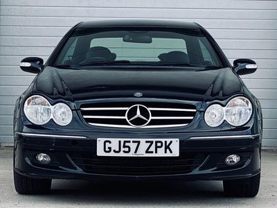 used Mercedes CLK220 CLK 2.1CDI Avantgarde 2dr Auto