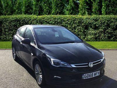 used Vauxhall Astra 5dr Hat 1.4 Elite Nav Turbo S/S