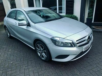 used Mercedes A200 A-Class 1.5 CDISport Executive Edition (109ps)