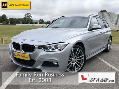 used BMW 330 3 Series d Touring M Sport Blue Performance XDrive Estate 2014