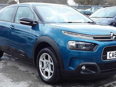 used Citroën C4 Cactus 1.5 Bluehdi Feel 5Dr