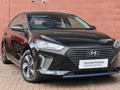 used Hyundai Ioniq 1.6 GDi (105ps) SE Hybrid DCT 5Dr Hatchback
