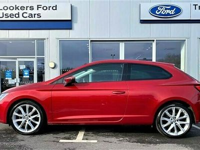 used Seat Leon SC FR Technology 1.4 EcoTSI 150PS 3d