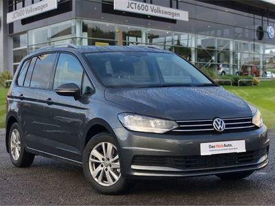 used VW Touran SE TDI DSG MPV 2019