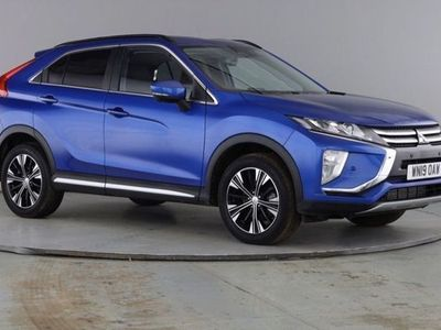 used Mitsubishi Eclipse Cross 1.5T 3 SUV 5dr Petrol CVT (s/s) (163 ps)
