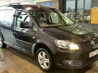 used VW Caddy Maxi 1.6 TDI C20 Maxi Life Window Van 5dr (5 Seats)