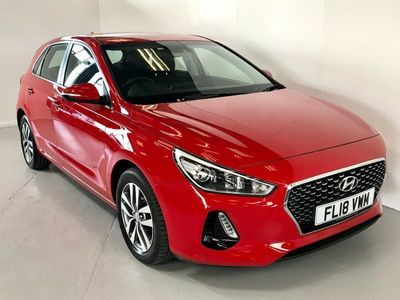 used Hyundai i30 1.4 T-GDi Blue Drive SE Nav (s/s) 5dr