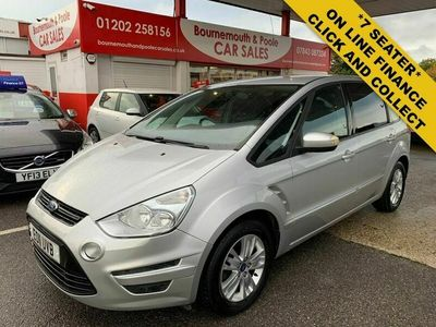 used Ford S-MAX DIESEL MANUAL MPV 5 DOORS