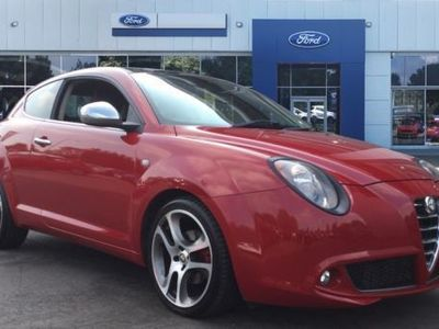 used Alfa Romeo MiTo 1.4 TB MultiAir 135 Distinctive 3dr TCT