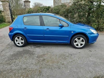 used Peugeot 307 2.0 HDi SE 5dr (a/c)