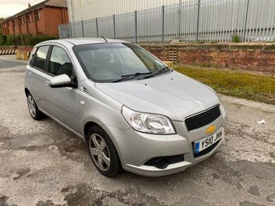 used Chevrolet Aveo 1.2 S 5dr Low Budget Motoring